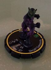 HeroClix CLOBBERIN TIME #016 SKRULL COMMANDO Rookie MARVEL