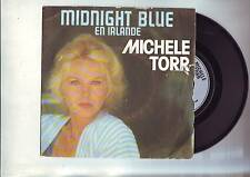 45 tours michele torr - midnight blue - en irlande -