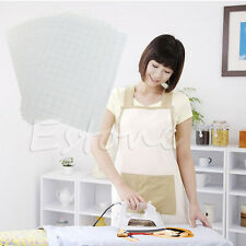 10 Sheets Iron On Inkjet Print Heat Transfer A4 Paper For Light Fabric T-Shirt
