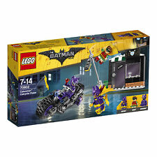 LEGO THE LEGO BATMAN MOVIE Catwoman Catcycle Chase 70902