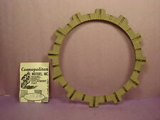 Vtg Benelli NOS Clutch Driving Plate_Part # Z 1838_ 250cc_measurements_Surflex