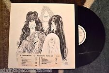 AEROSMITH Draw The Line Rock WLP Promo RECORD LP NM