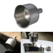 Large Funnel Stainless Steel Metal Multi Purpose Food Mix Perfume Funel New