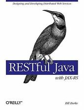 RESTful Java with Jax-RS (Animal Guide), Burke, Bill, Good Book