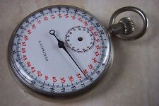 A LEONIDAS MANUAL WIND STOPWATCH c. MID 1950'S