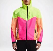 Men NIKE NIKELAB WINDRUNNER X KIM JONES JACKET Sz 2XL XXL Multicolor 826834-639