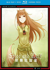 Spice and Wolf: Complete Series [8 Di Blu-ray Region A BLU-RAY/WS