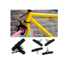 2 PAIRS V Brake Blocks Cycle Bike Bicycle MTB Mountain Bike Brake Blocks Pads