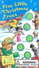 Five Little Christmas Trees NEW Counting POP UP Kids BOOK Learn COUNT Pop Up