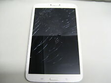 Samsung sm-t310 TAB 8.0 DISPLAY LCD BIANCO WHITE TOUCH SCREEN GUASTO