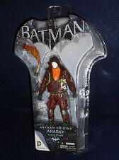 DC Collectibles Batman: Arkham Origins Series 2 ANARKY Action Figure Direct