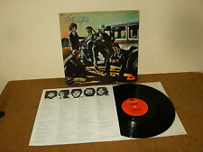 SHANGHAI : FALLEN HEROES - GERMANY LP 1976 with INSERT - POLYDOR 2310 471