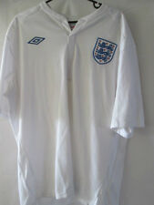 """Angleterre 2011-2012 euros trois lions home football shirt taille 46 """" / 7432"""