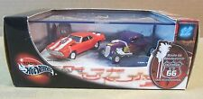 2-Car Set 1969 Camaro & 1934 Ford Vehicle Route 66 Rendezvous California US 1:64