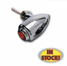 Ron Francis Chrome BRITE LITES - Tail Lights with Red Lens - MC-62