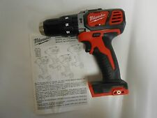"NEW Milwaukee 2607-20 M18™ Compact 1/2"" Hammer Drill/Driver"
