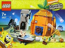Lego Spongebob Squarepants 3827 Adventures in Bikini Bottom NEW Sealed