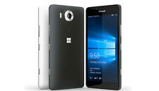 New Nokia Microsoft Lumia 950 GSM Unlocked AT&T 6017A 32GB Black 4G LTE