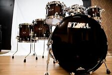 Tama Starclassic Performer B/B 7pc Drum Kit Exclusive Volcanic Burst Finish