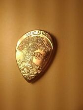Great Basin Nevada US state quarter guitar pick Handmade Electric Acoustic Bass