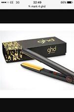 Plancha de pelo GHD IV Styler Mark 4 * Nuevo * Original * 2 Años De Garantía