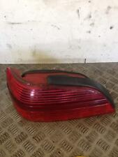 2000 SALOON PEUGEOT 406 2.0HDI 90HP 66KW DRIVERS SIDE RIGHT REAR LIGHT TAIL LAMP