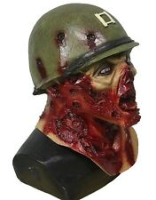 Halloween Scary Mask Zombie Harror Haunted House Latex Vampire