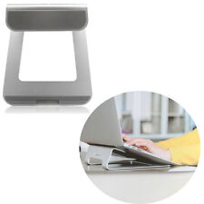 Aluminum Laptop Stand Tablet Holder Dock for MacBook Pro Air Notebook Laptops