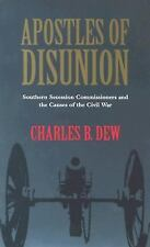 APOSTLES OF DISUNION 9780813921044 CHARLES B. DEW NEW in plastic packaging
