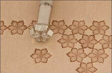 Craftool Leather/Clay Embossing Stamp - K144 Floral Background
