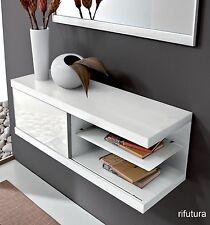 MOBILE MODERNO INGRESSO CONSOLLE PR-KELLY 88 cm ANTA SCORREVOLE qualità +