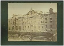 Vintage 1900s  B&W Photo St. Joseph's Orphanage Milwaukee WI