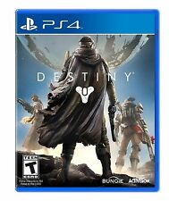 Destiny (Sony PlayStation 4, 2014) NEW FACTORY SEALED FREE SHIPPING