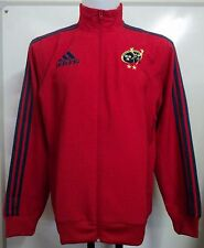 MUNSTER EURO PRESENTATION JACKET BY ADIDAS ADULTS SIZE 42/44 INCH CHEST BNWT