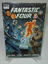 Fantastic Four Vol. 4 Hickman Marvel Comics HC Hard Cover New Sealed