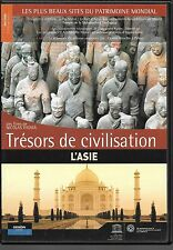 DVD ZONE 2--DOCUMENTAIRE--TRESORS DE CIVILISATION - L'ASIE--NICOLAS THOMA