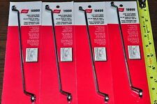 "BRAKE BLEEDER WRENCH 7&9, 8&10MM,1/""&3/8"",5/16""&3/8"" 4 pcs Doulbe box offset wr"