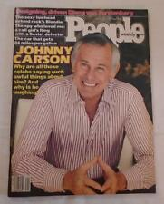 People weekly May 21, 1979 Johnny Carson