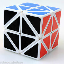 Z Cube Helicopter Magic Cube Curvy Copter Twist Puzzle White Fancy Education Toy