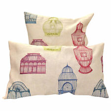 Voyage Otterly Riviera Bolster Cushion Cover 20'' x 12''
