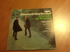 LP SIMON & GARFUNKEL SOUNDS OF SILENCE COLUMBIA CS 9269 USA PS G/VG TRR