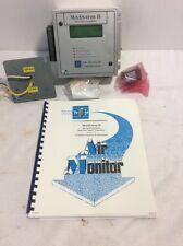 AIR MONITOR CORPORATION MASS-TRON II MASS FLOW SMART TRANSMITTER 4.5X VERSION