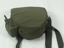 NEW Vintage Olive Drab Army Hand Bag Carrying Case Radio Pack Shoulder Military