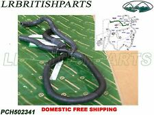 LAND ROVER BLEED HOSE RADIATOR TO EXPANSION TANK R ROVER 4.4 06-09 NEW PCH502341