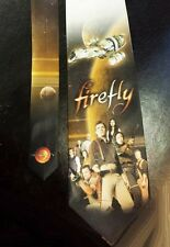 L@@K! Firefly Serenity Neck Tie - Browncoats