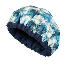 Hot Head Microwavable Deep Conditioning Heat Cap - SEASCAPE Reversible