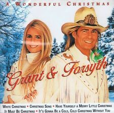 GRANT & FORSYTH - A Wonderful Christmas - CD NEU Winter Wonderland Medley