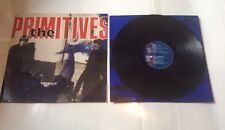 The Primitives - Lovely - 1988 Vinyl LP iwith Inner Crash