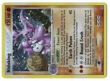 POKEMON  FIRE RED LEAF GREEN HOLO N°   8/112 NIDOKING