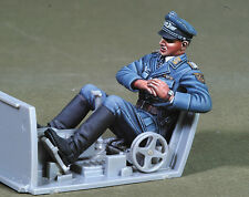 1/32 Scale resin model kit WWII Hermann Graf - German pilot